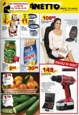 Netto od 03.12 do 09.12