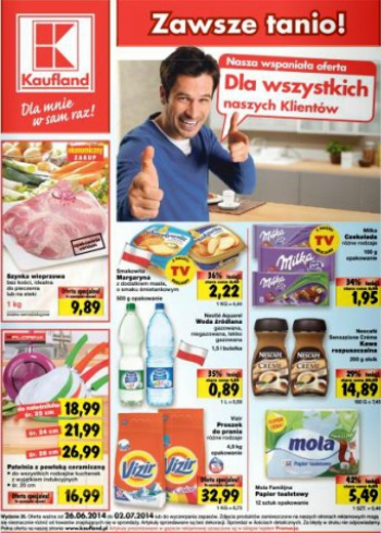 Kaufland od 26.06 do 2.07