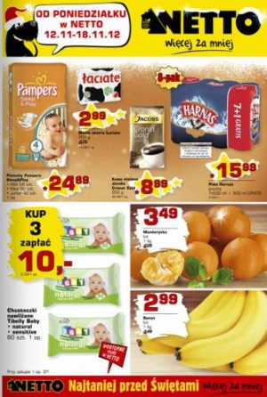 Netto od 12.11 do 18.11