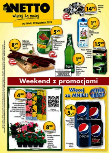 Netto od 16.04 do 19.04