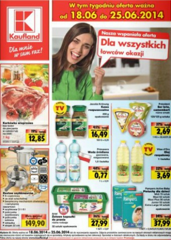 Kaufland od 18.06 do 25.06