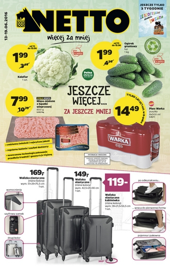 Netto od 13.06 do 19.06