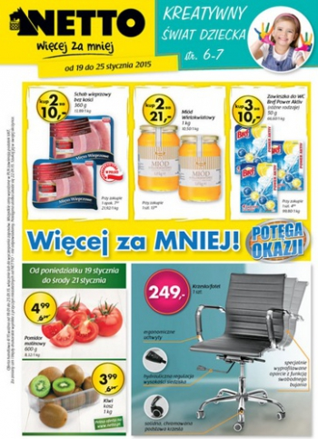 Netto od 19.01 do 25.01