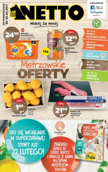Netto od 20.02 do 26.02