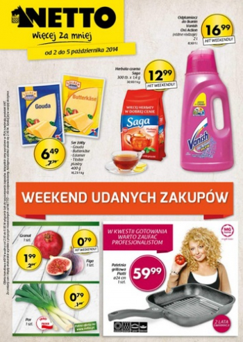 Netto od 2.10 do 5.10