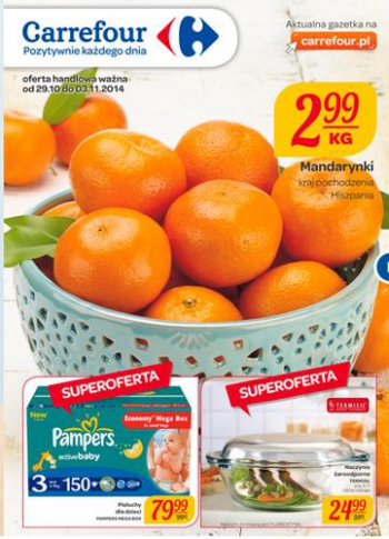 Carrefour od 29.10 do 3.11