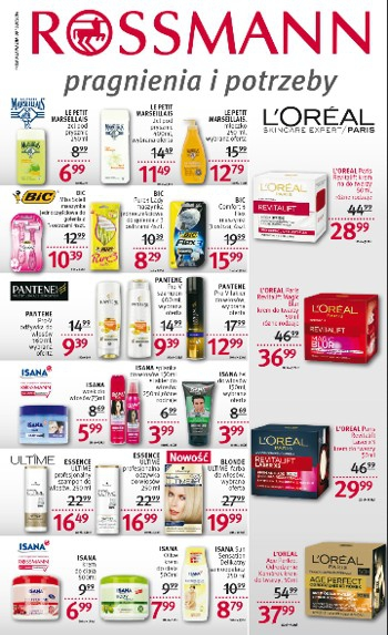 Rossmann od 10.07 do 20.07