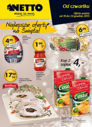 Netto od 19.12 do 24.12