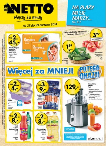 Netto od 23.06 do 29.06