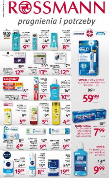 Rossmann od 10.09 do 18.09