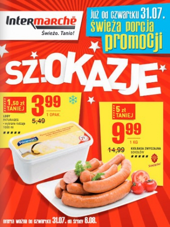 Intermarche od 31.07 do 6.08