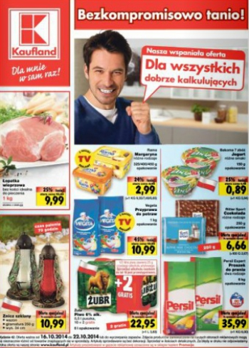 Kaufland od 16.10 do 22.10