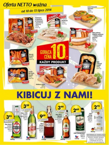 Netto od 10.07 do 13.07