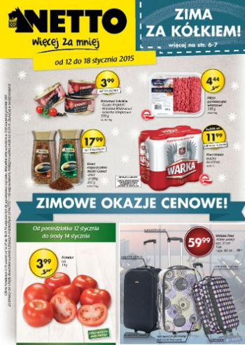 Netto od 12.01 do 18.01