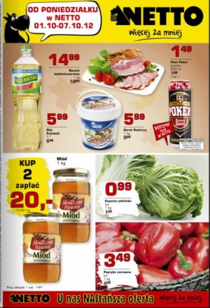 Netto od 01.10 do 07.10