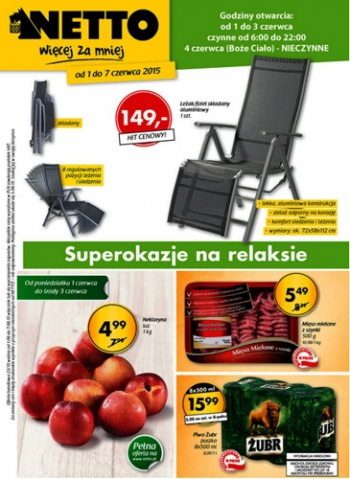 Netto od 1.06 do 7.06