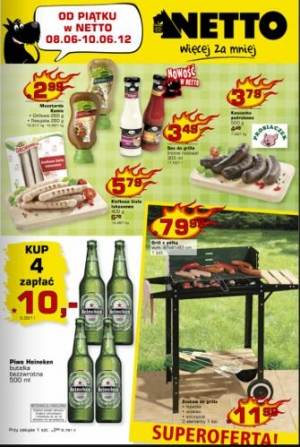 Netto od 08.06 do 10.06