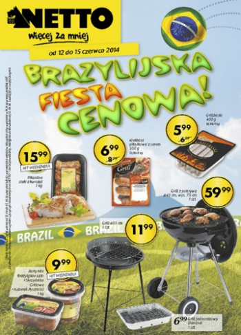 Netto od 12.06 do 15.06