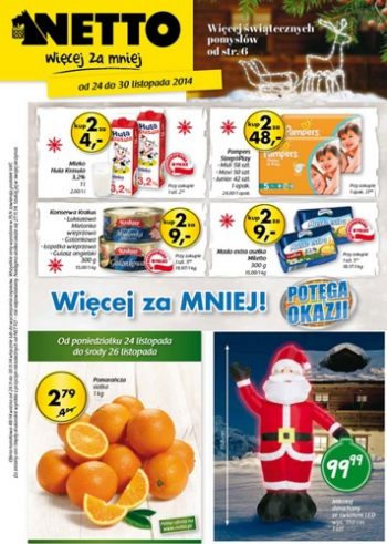 Netto od 24.11 do 30.11