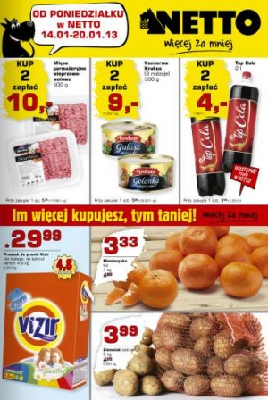 Netto od 14.01 do 20.01