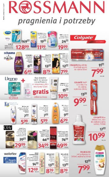 Rossmann od 11.08 do 19.08
