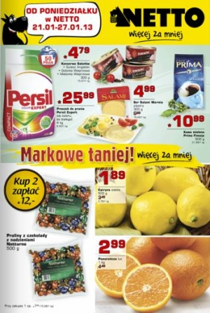 Netto od 21.01 do 27.01