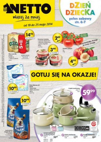 Netto od 19.05 do 25.05
