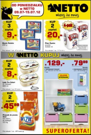 Netto od 09.07 do 15.07