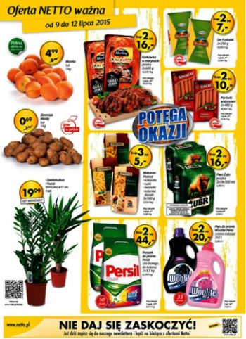 Netto od 9.07 do 12.07