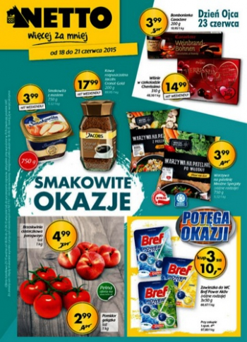 Netto od 18.06 do 21.06