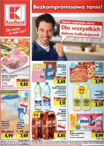 Kaufland od 22.05 do 28.05