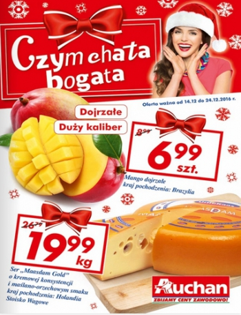 Auchan od 14.12 do 24.12