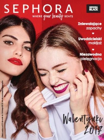 Sephora - Walentynki 2017 - GazetkaPromocyjna24