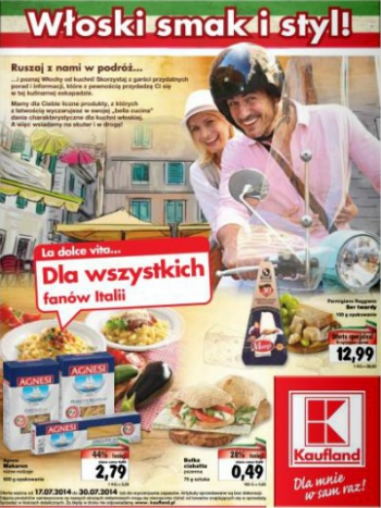 Kaufland od 17.07 do 30.07