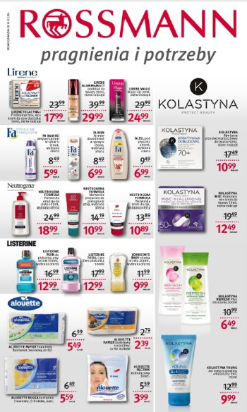 Rossmann od 10.01 do 19.01