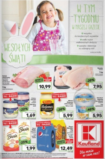 Kaufland od 6.04 do 12.04