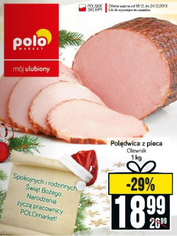 Polo Market od 18.12 do 24.12