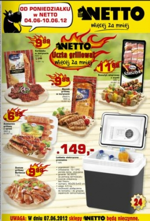 Netto od 04.06 do 11.06