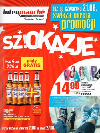 Intermarche od 21.08 do 27.08