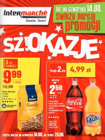 Intermarche od 14.08 do 20.08
