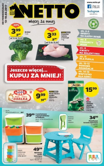Netto od 13.02 do 19.02