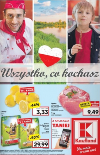 Kaufland od 12.01 do 18.01