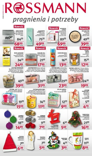 Rossmann od 15.11 do 28.11