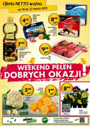 Netto od 19.03 do 22.03
