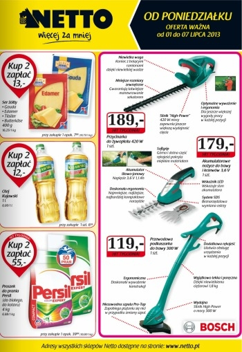 Netto od 1.07 do 7.07