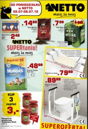 Netto od 02.07 do 08.07