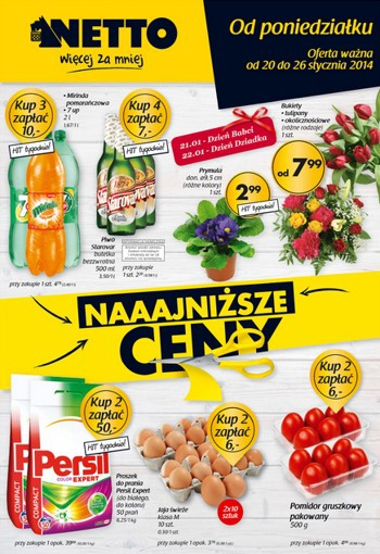 Netto od 20.01 do 26.01