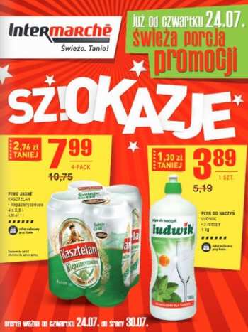 Intermarche od 24.07 do 30.07