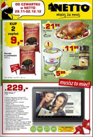 Netto od 29.11 do 02.12