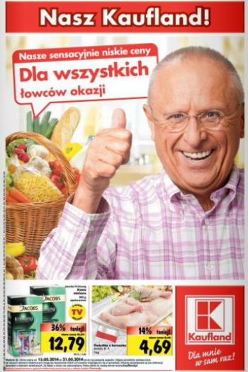 Kaufland od 15.05 do 21.05